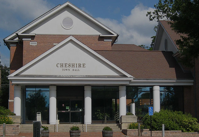 New Cheshire Town Hall
